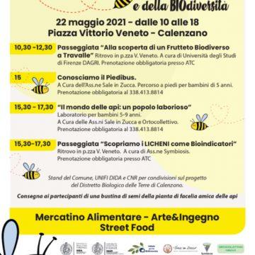 Festa delle Api e della Biodiversità – 22 Maggio 2021